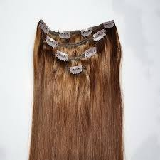 Extensiones de clip Concept Hair Systems