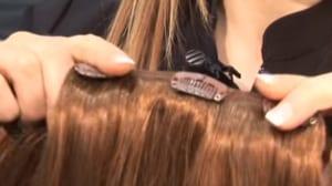 extensiones de cabello natural de clip