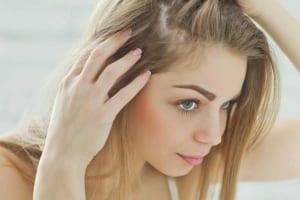 aprende a diagnosticar la pérdida de cabello femenina