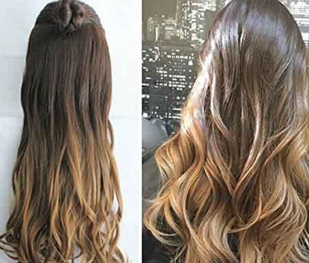 Extensión de cabello clip para renovar tu aspecto y estilo diario.