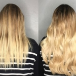 extensiones de clip para cambiar todos los días tu peinado.