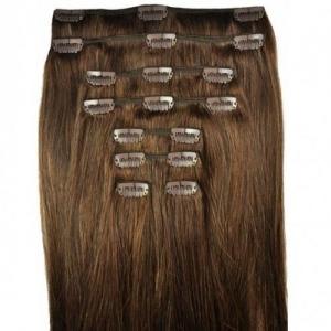 cambia tu estilo con las extensiones clip baratas para tu cabello