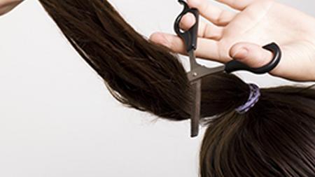 donar cabello: como guardar pelo natural.