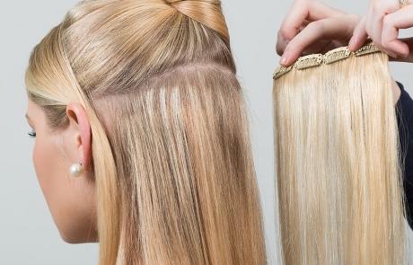 que son las extensiones de pelo clip
