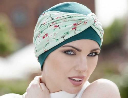 Sombreros Oncológicos,Pañuelos y turbantes