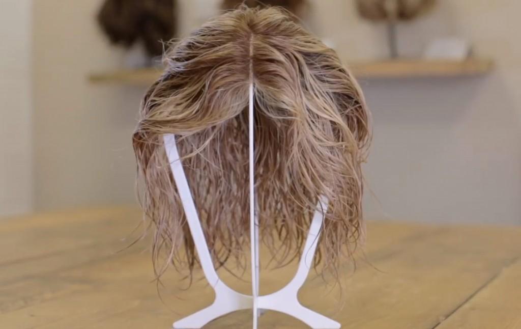 como alargar la vida de una peluca natural